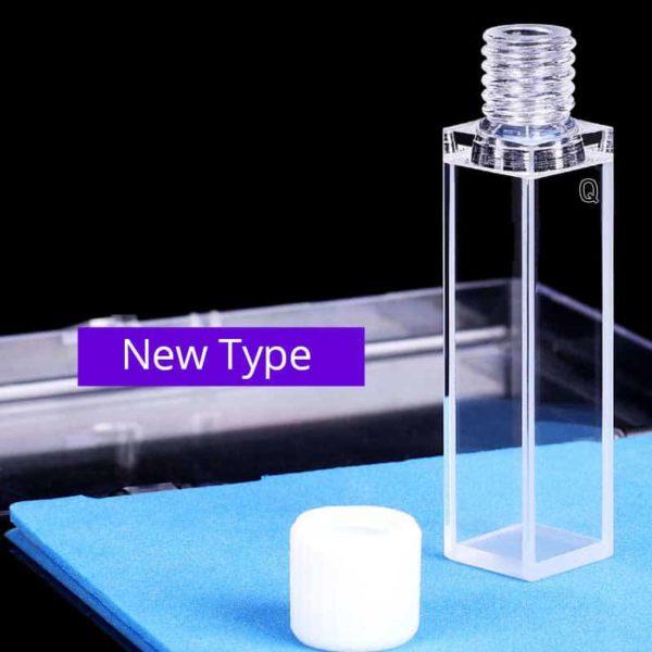 New Type of Screw Fluorescence Cuvette