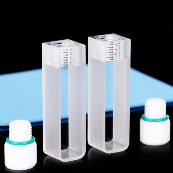 Spectrophotometer Cuvette Matched Type