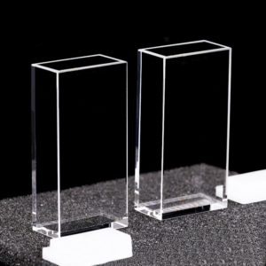 10 x 20 mm Long Path Length Fluorometer Cuvette