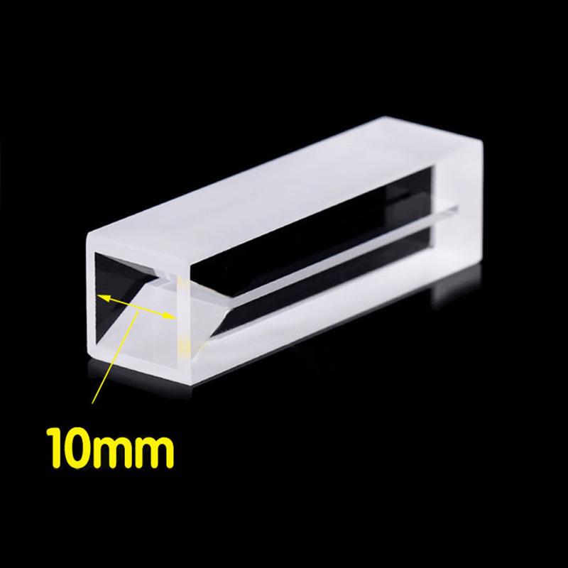10mm Standard Path Length Micro Cuvette