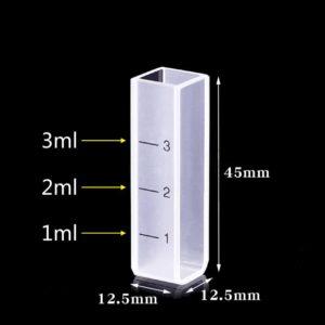10mm Cuvette for Spectroscopy