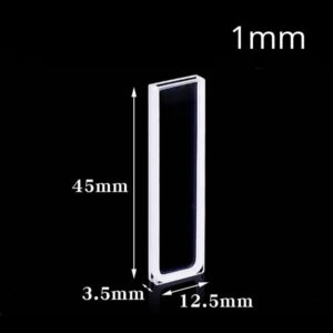 1mm Path Length Cuvette Size