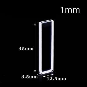 1mm Path Length Cuvette Size
