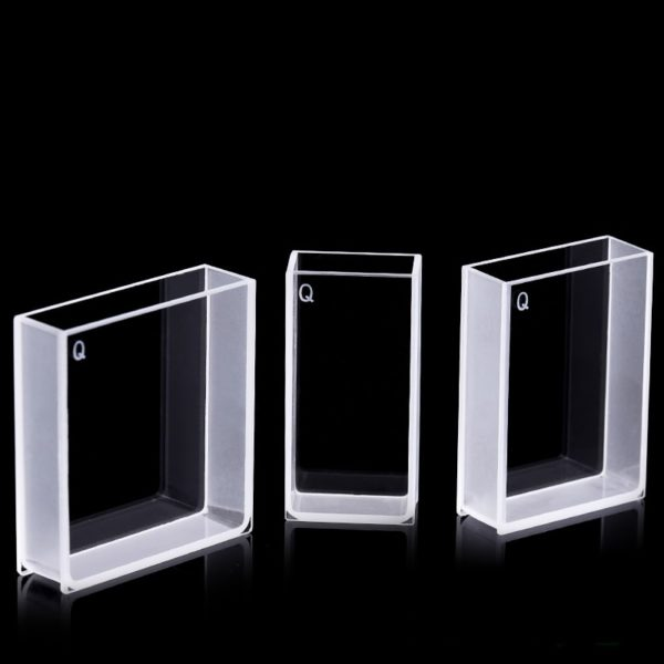 20 / 30 / 40 mm Cuvette, Wide Wall Clear