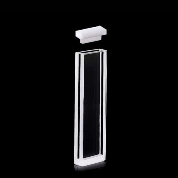 Cuvette for UV vis 2mm Optical Path Length