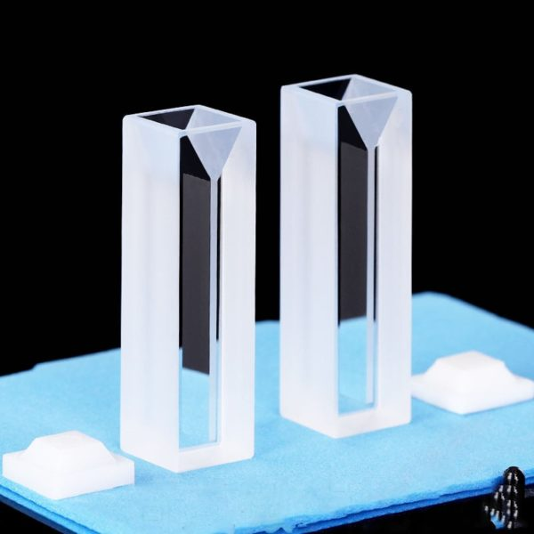 Cuvette Semi Micro Volume for UV vis Applications