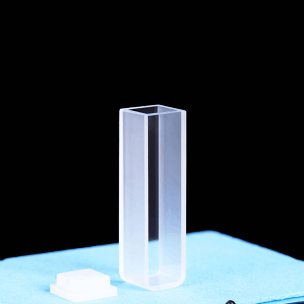 Cuvette with PTFE Lid 1cm