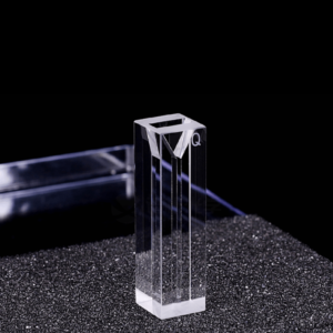 Fluorescence Micro Volume Quartz Cuvette