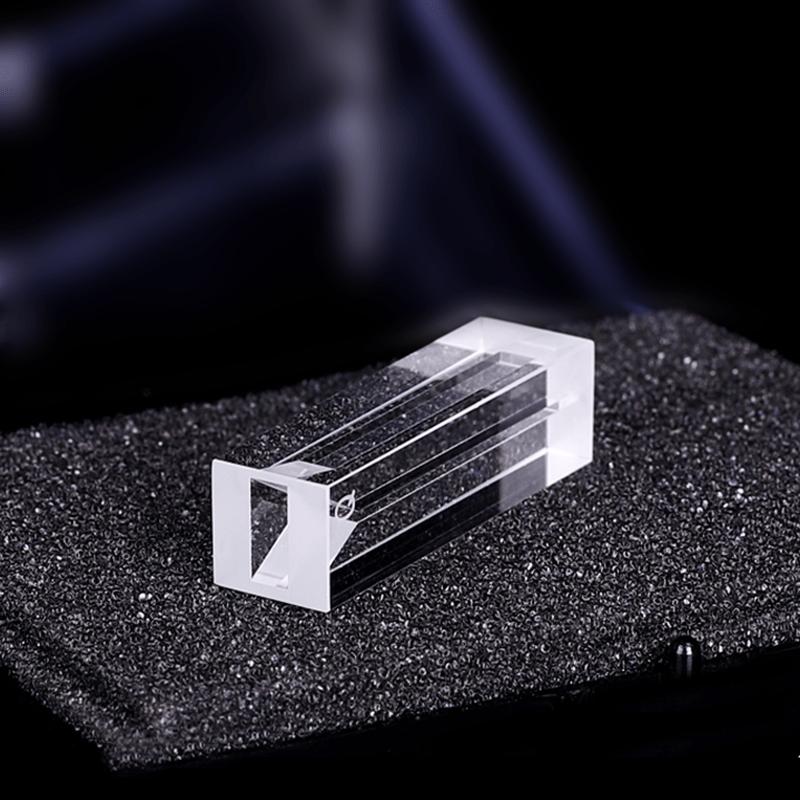 Quartz Micro Cuvette for Fluorometers