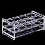 Rack for 10 mm Cuvette Cell 8 Holes
