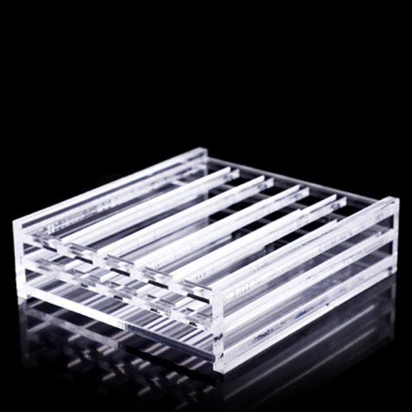 Rack for 100 x 10 mm Macro Cuvette