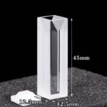 Semi Micro Cuette External Dimensions