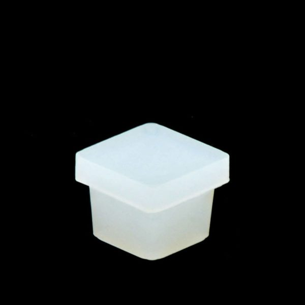 Silicone Stopper for 10 x 10 mm Cuvette