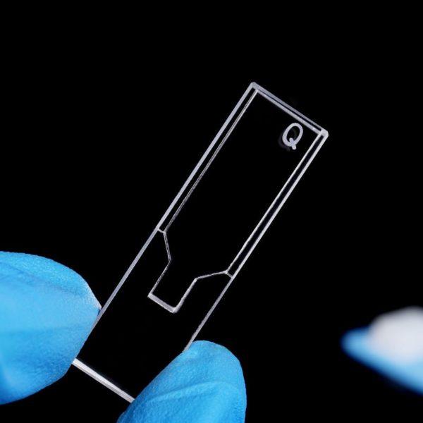 Sub Micro Cuvett fo Fluormeters 200uL