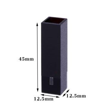 Sub-micro Small Volume Black Cuvette Size
