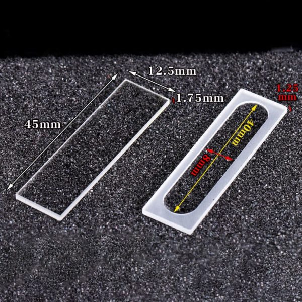 0.5mm Short Path Length 150 uL Demountable Cuvette