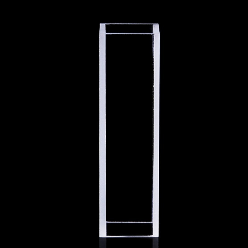 2 Clear Windows Both Ends Open Flow Cuvette