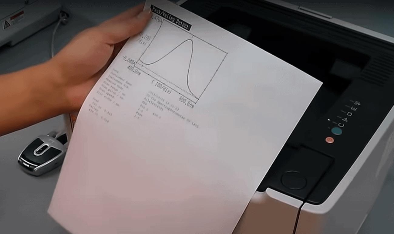 Print the Data