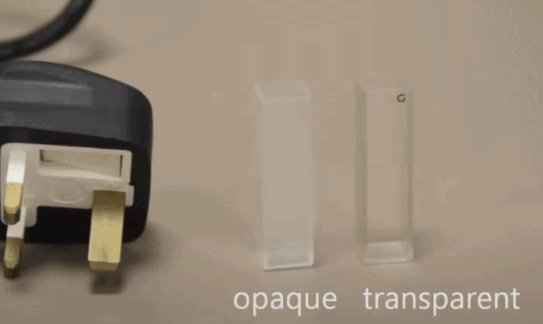 Cuvette fro Spectrophotometer