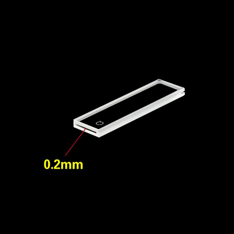 0.2mm Short Path Length Cuvette