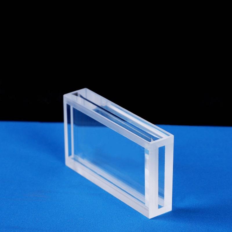 1/25mm Dual Path Length 1.4mL 4 Windows Flow Cell