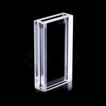 1/25mm Path Length 1.4mL 4 Windows Flow Through Cell