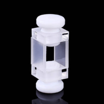 1.3mL Flow Cell with Stopper 2 Windows