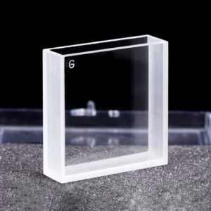 10mm Big Wall Clear Absorption Glass Cuvette
