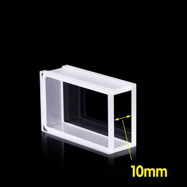 10mm Path Quartz Cuvette Volume of 10mL