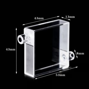 16mL Flow Cell Size