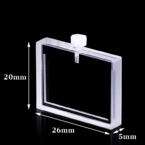 1mm 350uL Micro Volume Cuvette Size