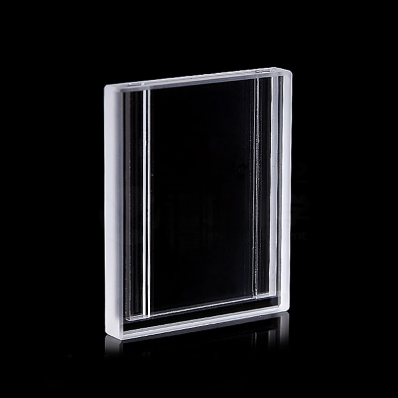2/0.5mm Path Length Customized 2 Window Flow Cell