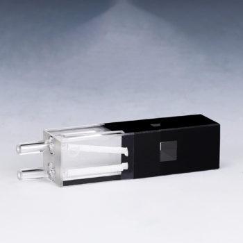 250uL Micro Volume Black Wall Flow Through Cell
