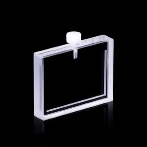350uL Micro Volume Cuvette with Stopper