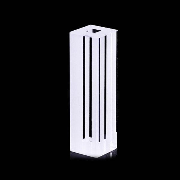 4 Window Semi Volume Cuvette for Fluorescence