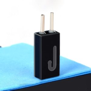 5mm Path Black 16uL Steel Connector Flow Cell