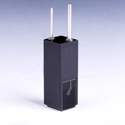 Black Flow Cell 32uL Steel Connector