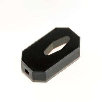 Customized 5mm Black Wall Rhombus Flow Cell