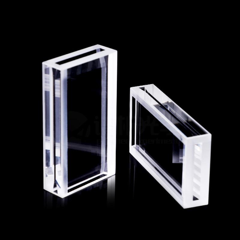 Dual Path Length 1.4mL 4 Window Flow Cell