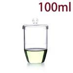 C701, Quartz Crucible, 100ml, 1100-1450°C, 300-800nm (1pc/ea)