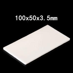 10x50x3.5mm-alumina-plate
