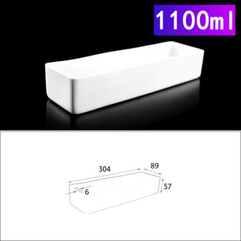 1100ml-rectangular-crucible-without-cover