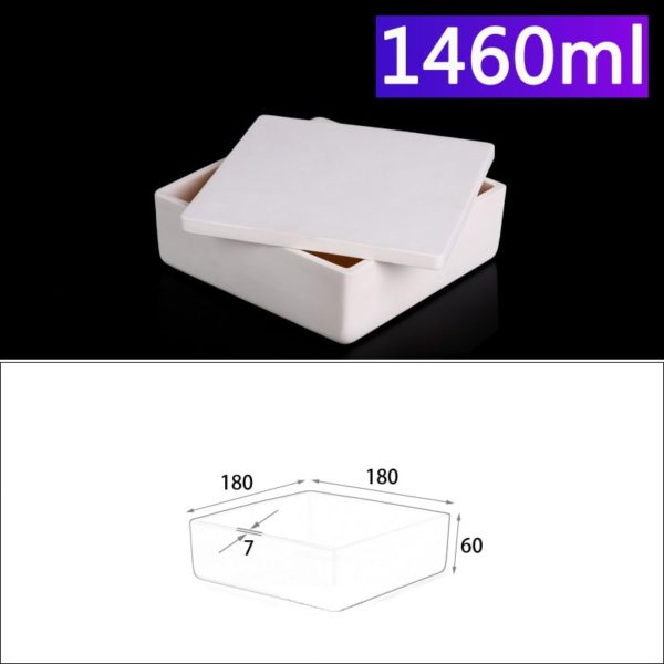1460ml-rectangular-crucible-with-cover