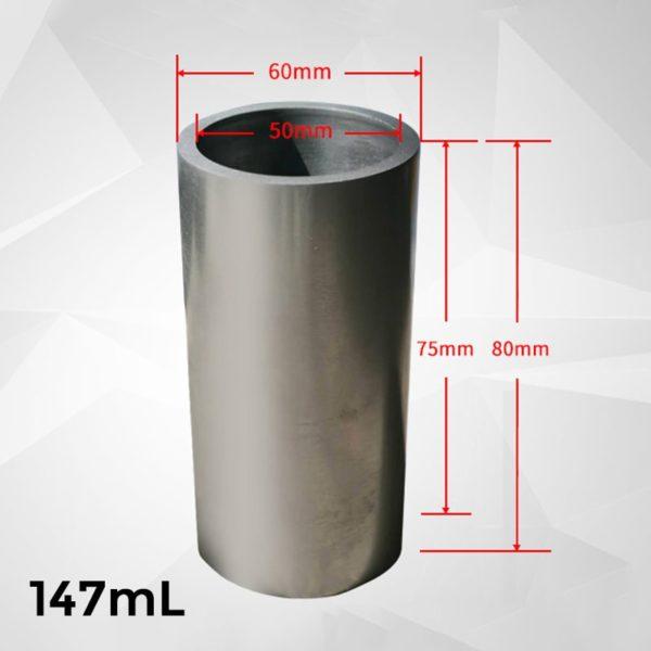 147ml-cylindrical-graphite-crucible