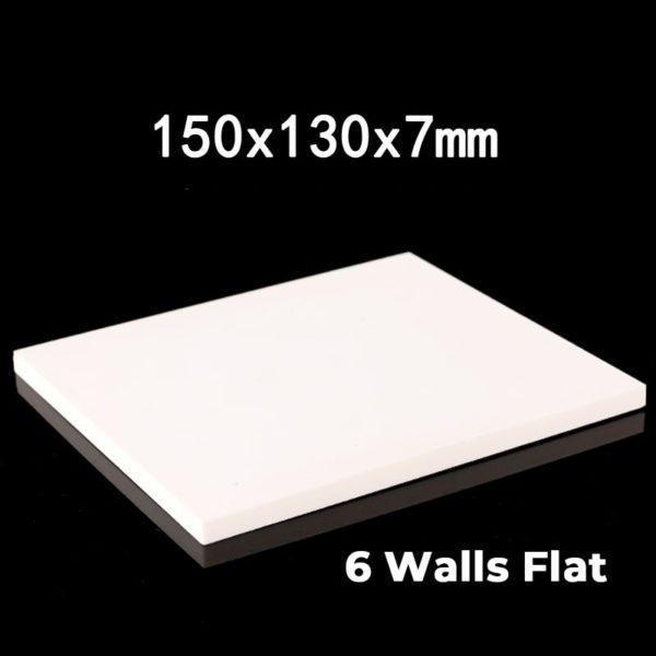 150x130x7mm-alumina-plate