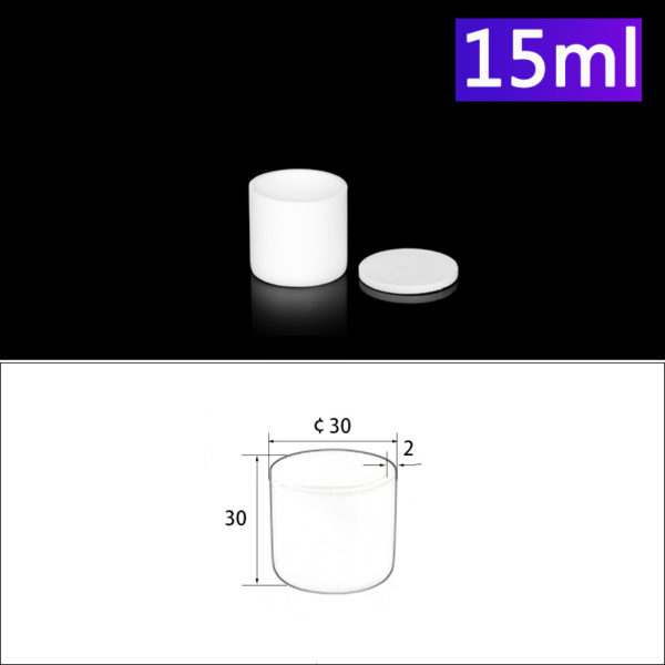 15ml Alumina Crucibles for Sale