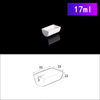 17ml-alumina-semi-circle-crucible