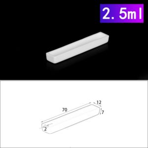 2.5ml-rectangular-crucible-without-cover