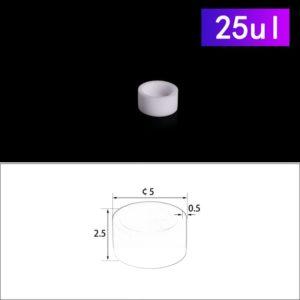 25ul-thermal-analysis-cylindrical-micro-crucibles