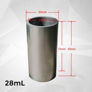 28ml-cylindrical-graphite-crucible